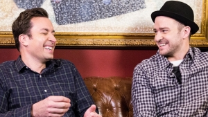 Justin Timberlake and Jimmy Fallon Star in First iPhone 6 Ad