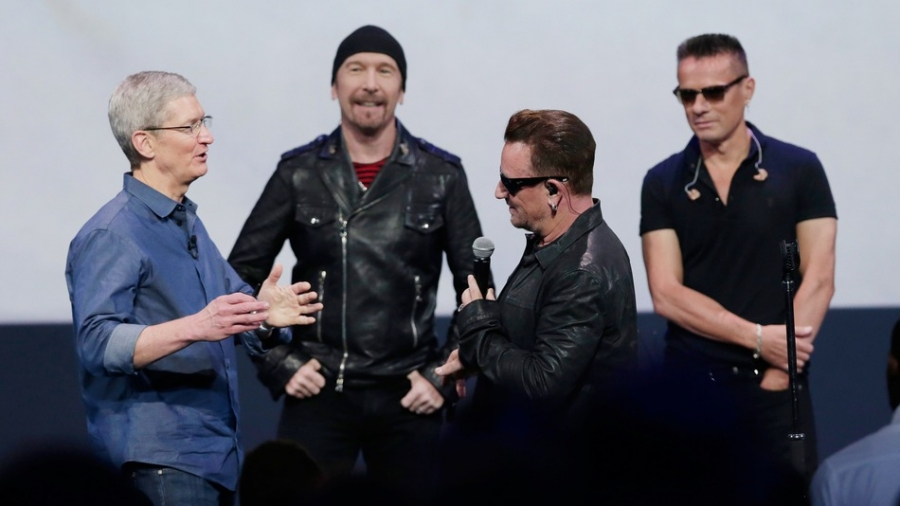 Not Everyone Is Thrilled About Apple's Free U2 Album